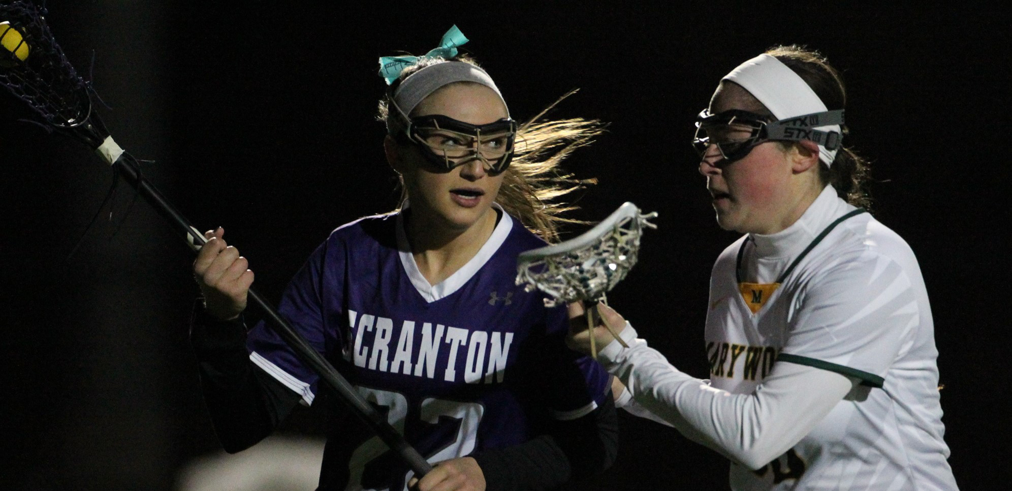 Women's Lacrosse Edged Out by #22 Catholic, 18-15