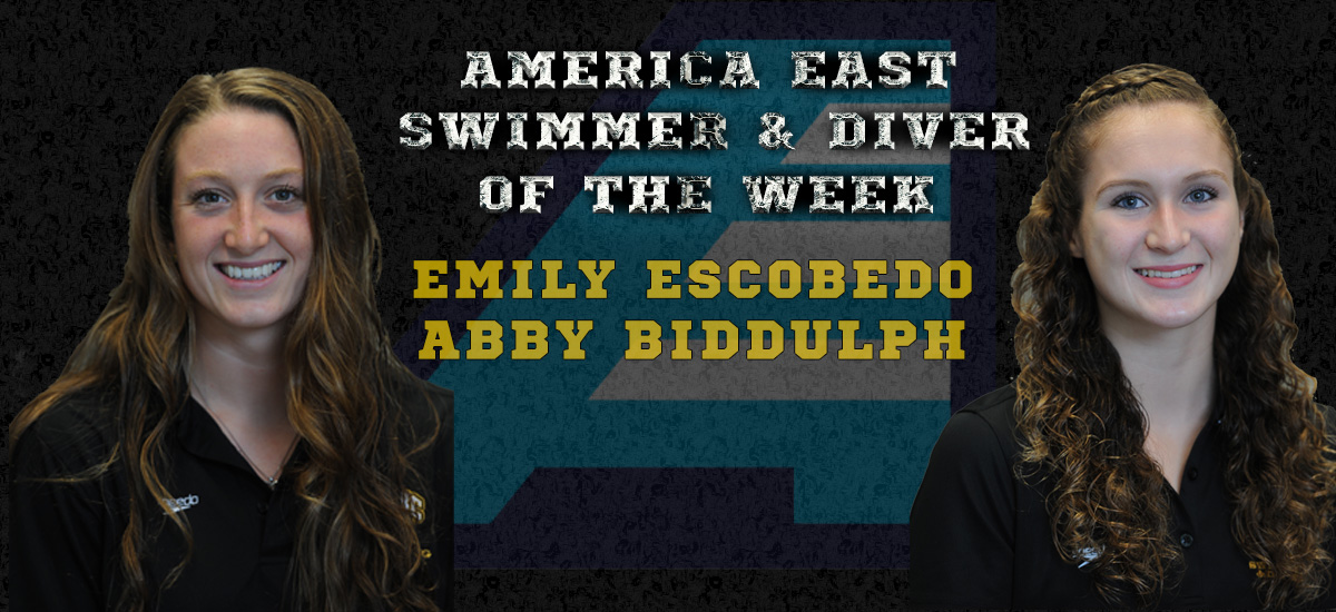 Escobedo, Biddulph Sweep #AESD Weekly Awards For Third Time This Year