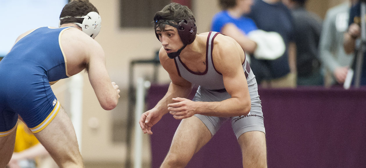Fast Start Leads WPI Past Wrestling, 19-12, In Regular-Season Finale