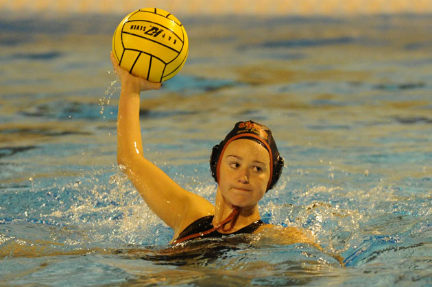 From Start To Finish Athenas Lead In Win Over La Verne