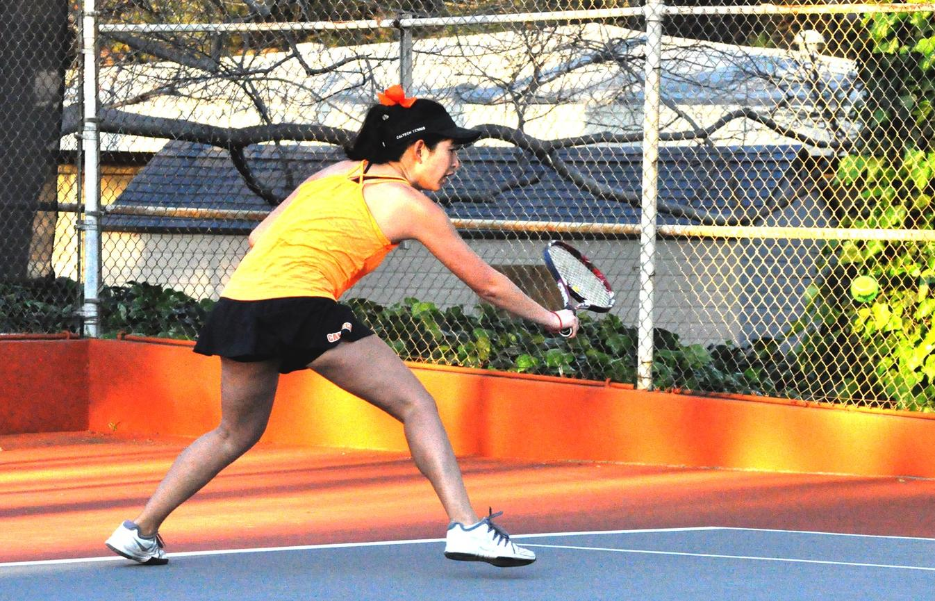 Women's Tennis Posts Highest SCIAC Finish in History