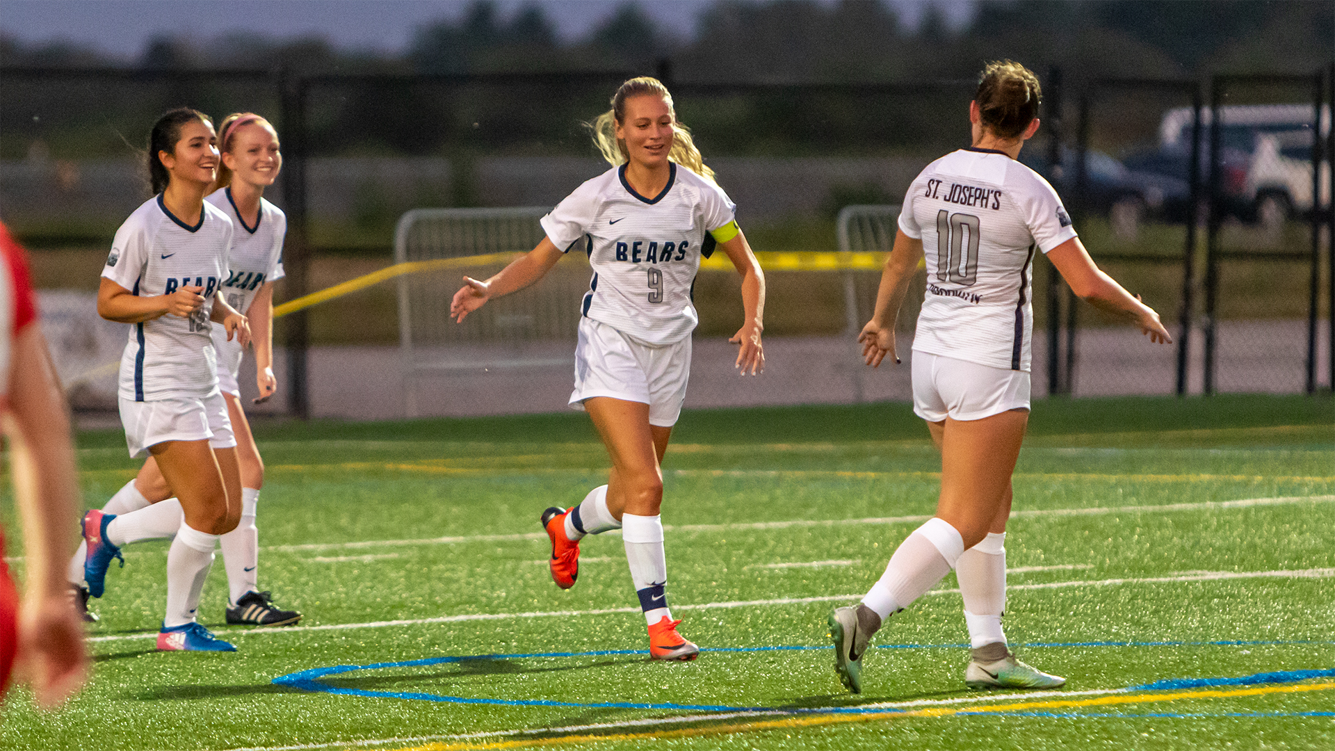 Molic's Hat Trick, Sequeira's Record-Breaking Night Propel Women's Soccer Over York