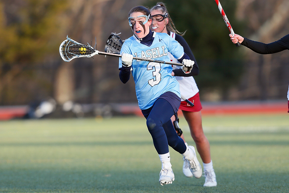 WLX: Lasell defeats Rivier for GNAC victory