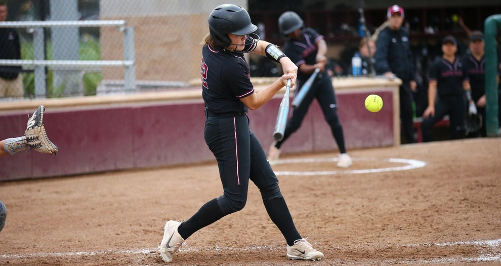 West Coast Conference Action Starts with Sweep at the Hands of BYU for Softball