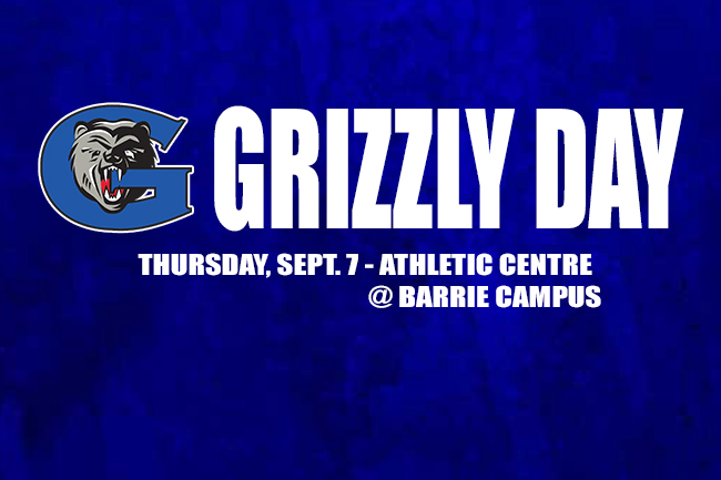 GRIZZLY DAY - SEPT. 7