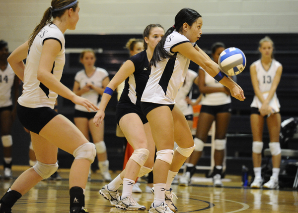 UMW Volleyball Falls to Frostburg State in CAC Action