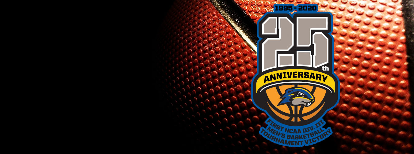 Goucher Men's Basketball Announces 25th Anniversary Celebration Of The Gophers First-Ever NCAA Division III Tournament Win