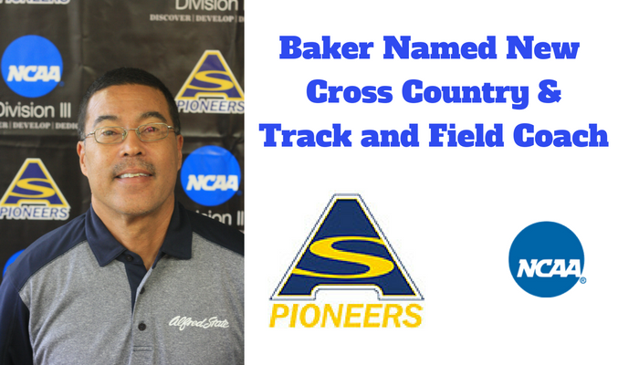 Baker Named New Cross Country and Track & Field Coach