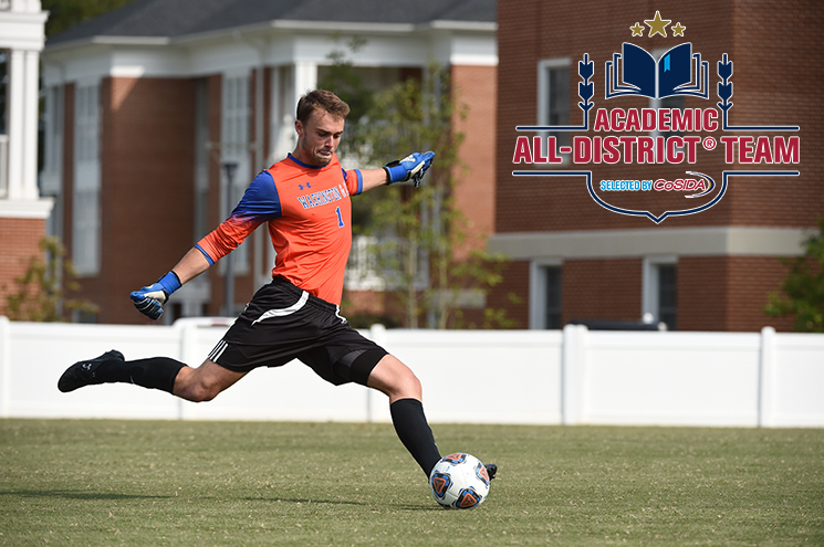 W&L's Beck Earns Men's Soccer Academic All-District Honors