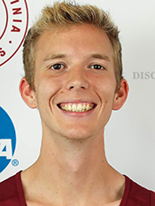 Mike Myers, Southern Virginia, Men's Cross Country, Junior