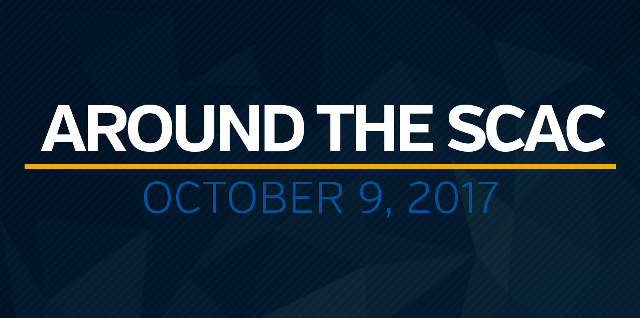 Around the SCAC - October 9