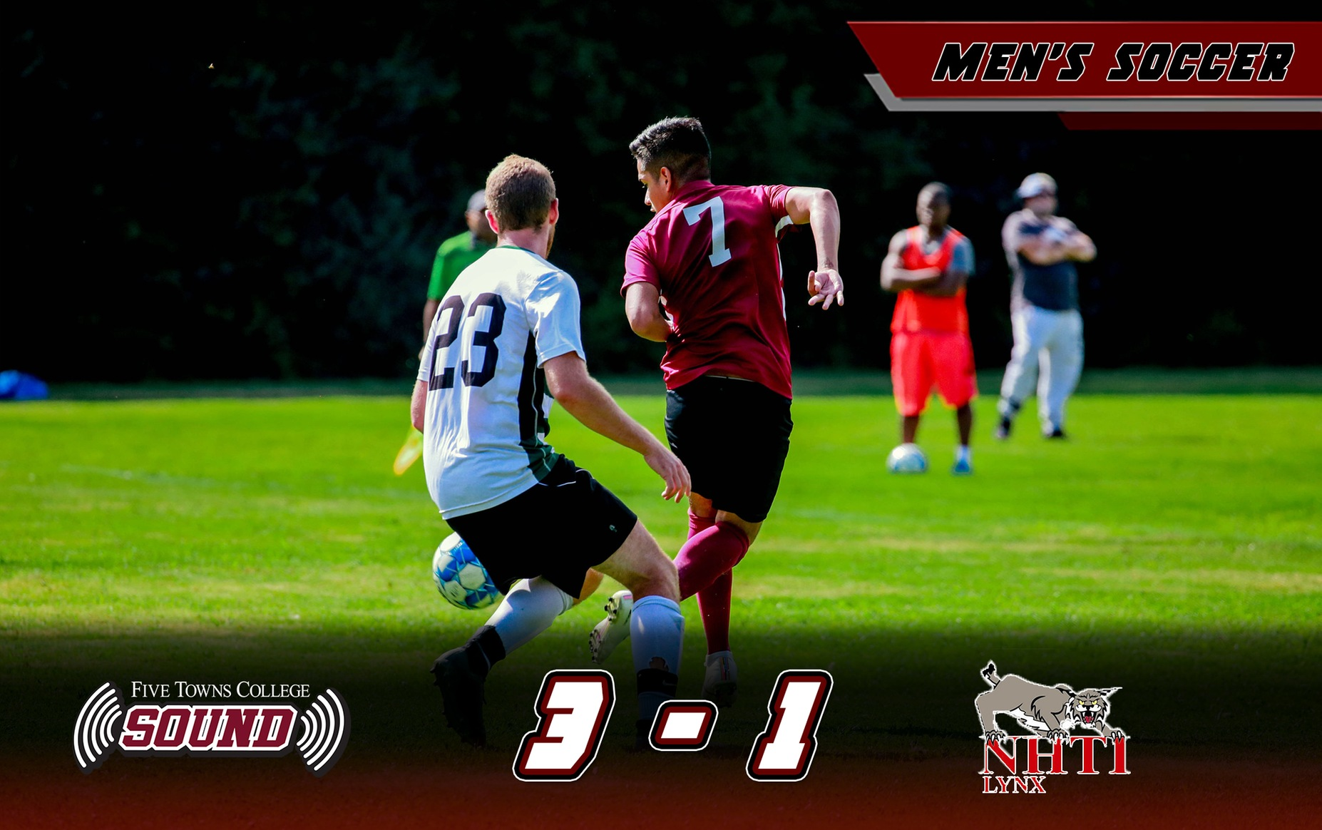 Men's Soccer Defeats #8 NHTI 3-1