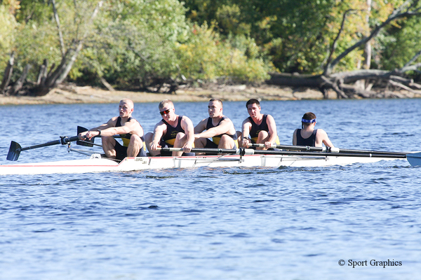 Crew Squads Open Spring Campaigns With Solid Performances At Greater Boston Invitational