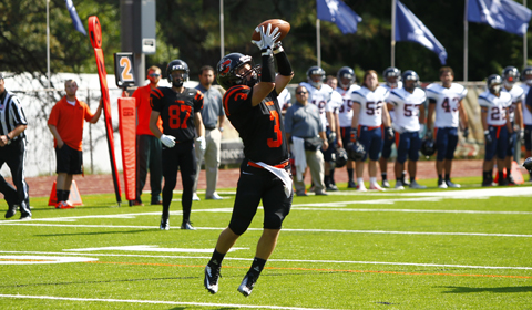 Football Suffers First Loss of the Season; Falls 31-14 to PLU