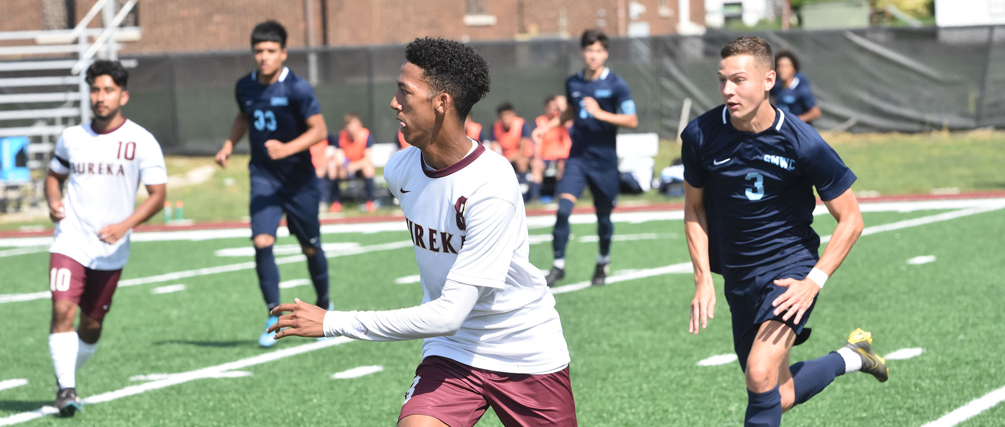 Westminster Gets Clean Sheet over EC Men's Soccer, 6-0