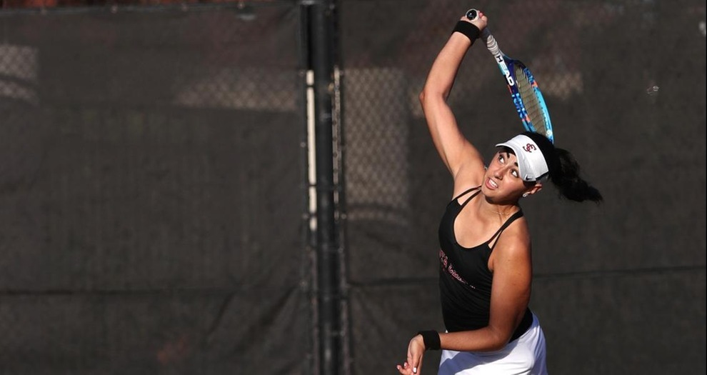 Women's Tennis Win Two Doubles Matches on Final Day of CSUF Titan Invitational