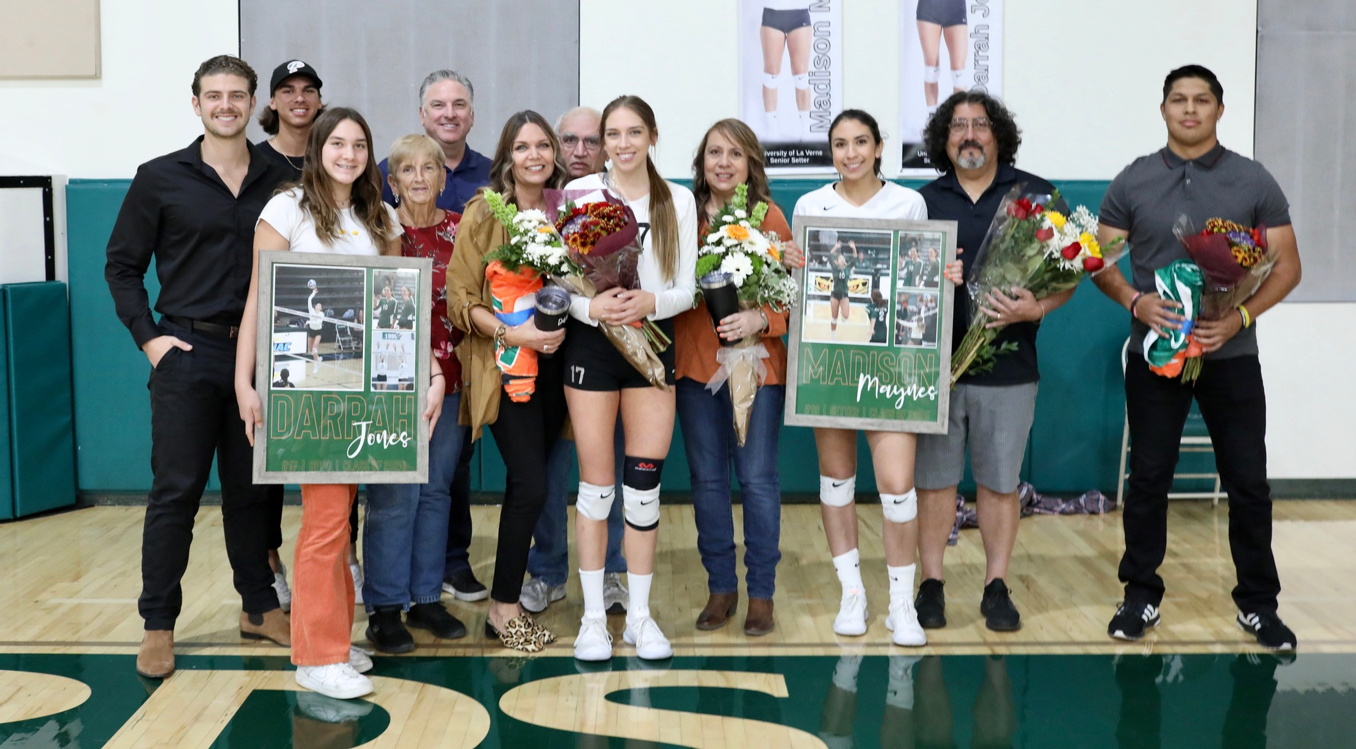 Volleyball Gives No. 5 CMS Scare on Senior Day