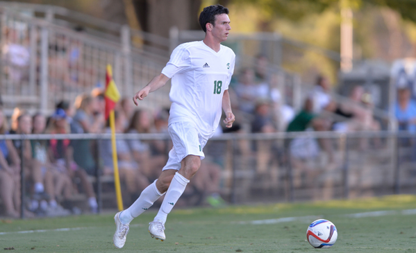 MEN'S SOCCER FACES DEFENDING NCAA CHAMPION, #1 STANFORD IN EXHIBITION