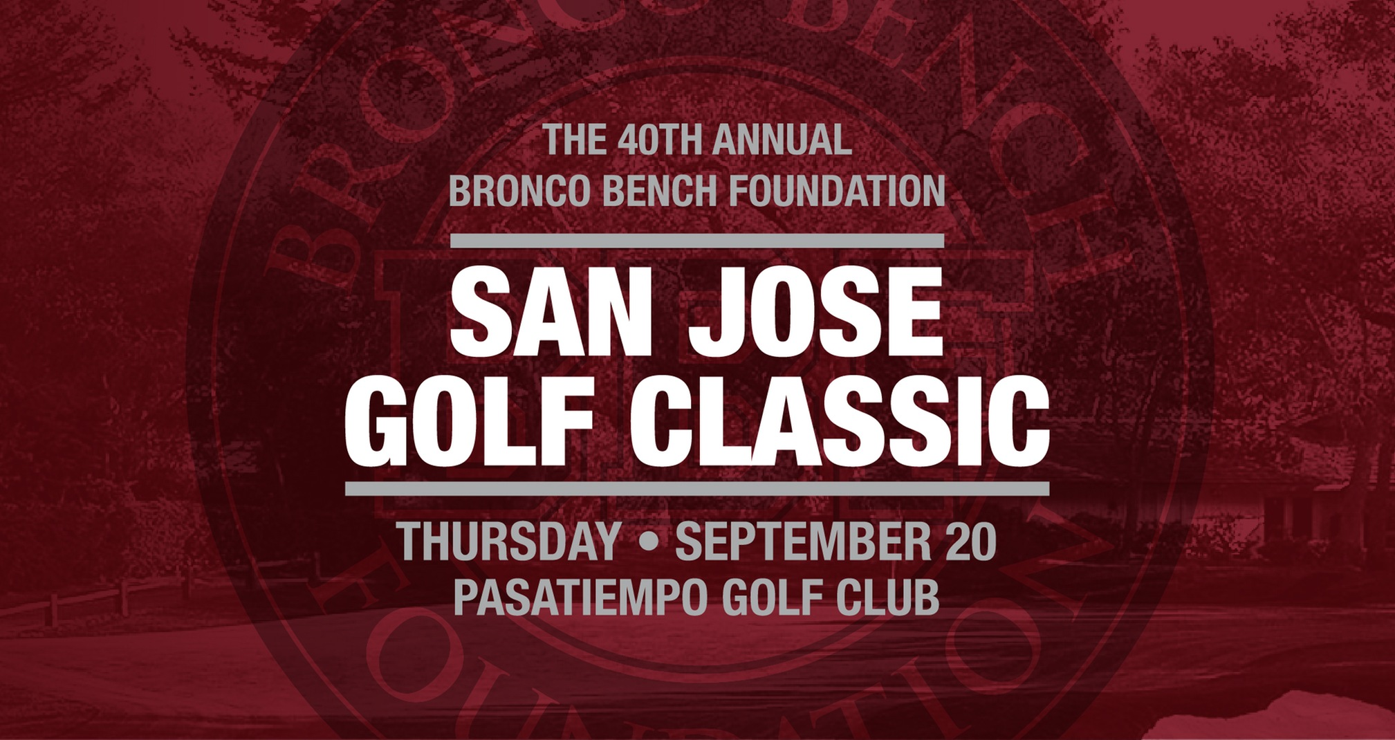 Santa Clara Athletics To Host 40th Annual San Jose Golf Classic
