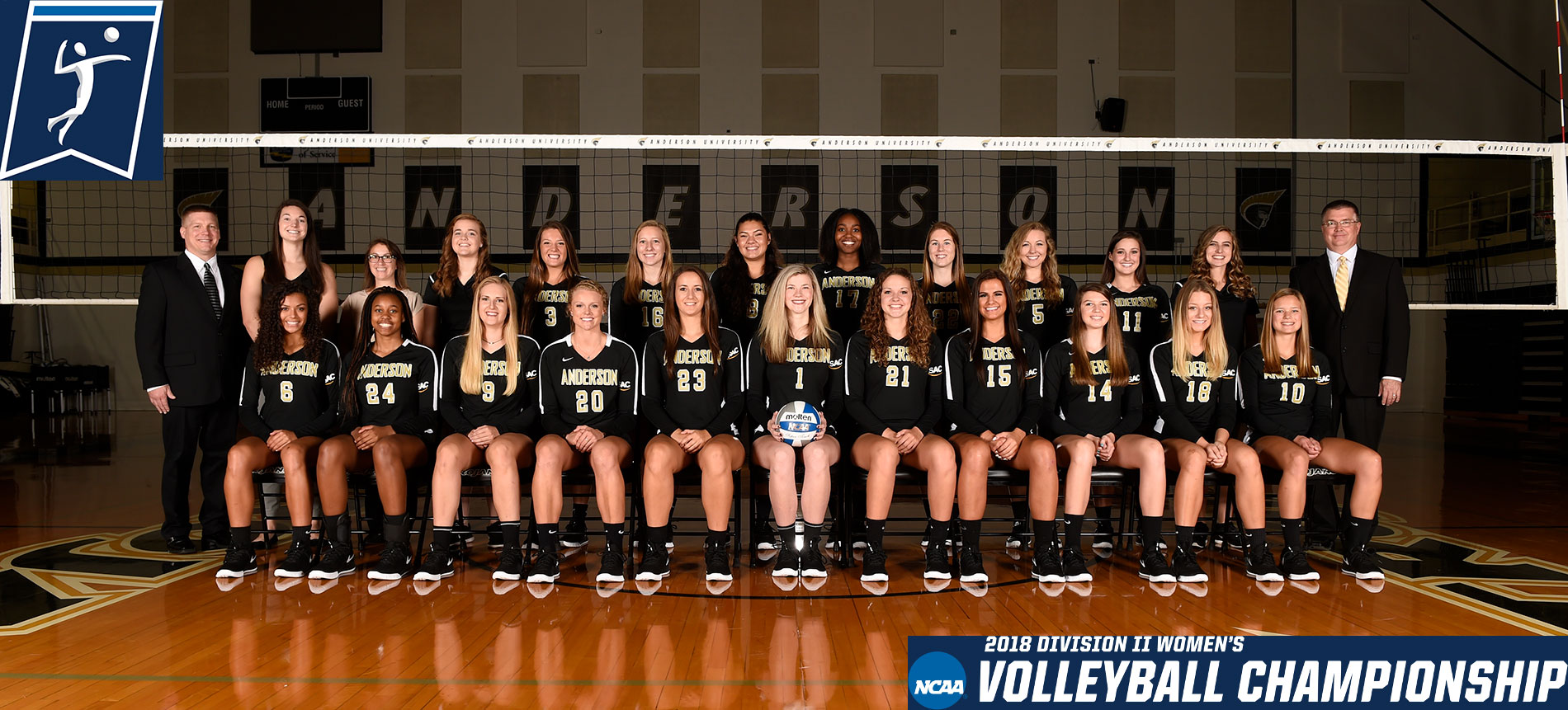 Trojan Volleyball Set for Fifth NCAA Tournament Appearance