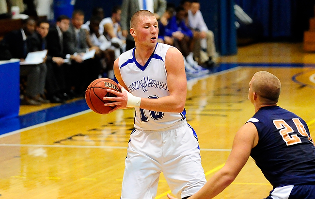 No. 8 F&M Upends Lions