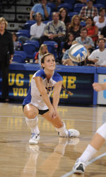 Cal Poly Tops Gauchos in Five