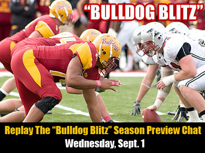 "Replay The ""Bulldog Blitz"" Season Preview Chat"