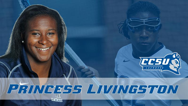 CCSU Names Princess Livingston Head Women's Lacrosse Coach