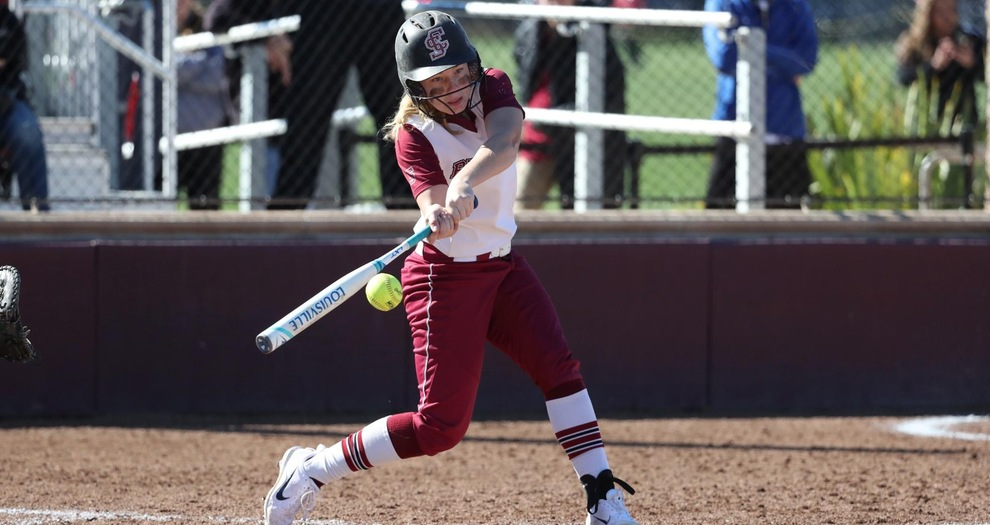 Bats Come Alive to Lift Softball to Split in Bronco Classic