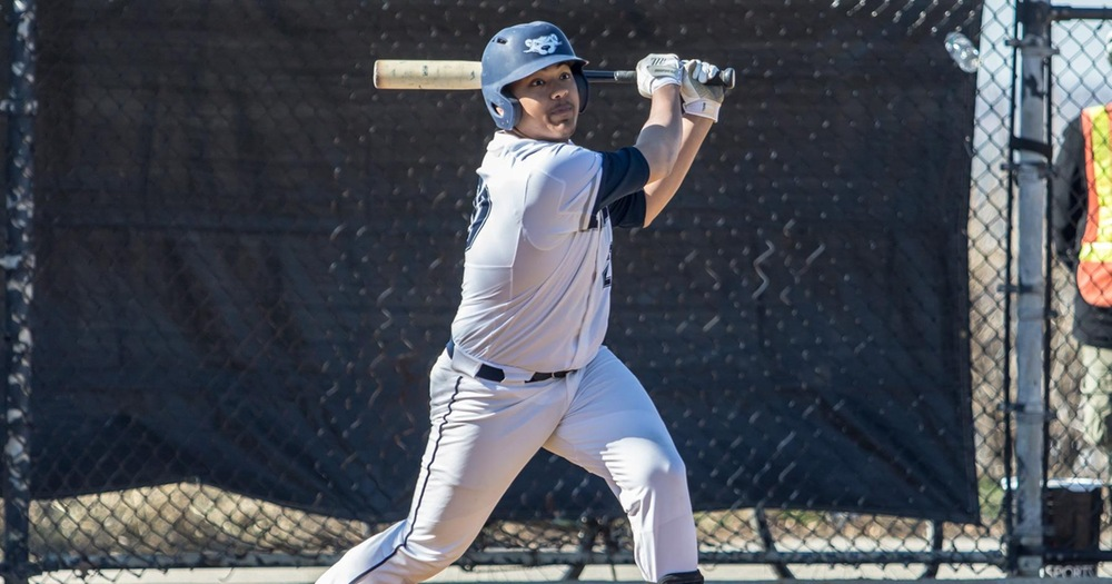 Old Westbury Picks Up Two Skyline Wins Over Baseball