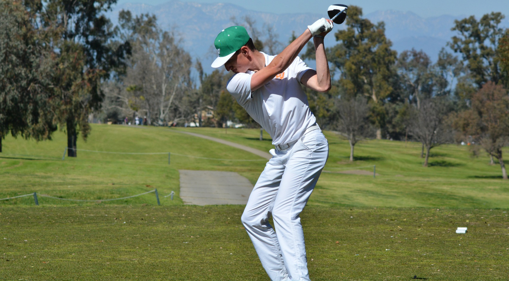 Men's Golf takes 3rd at Warrior Invitational
