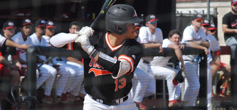 Tusculum baseball drops pair at Belmont Abbey