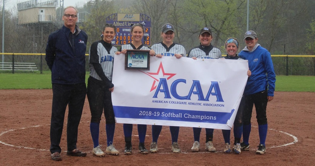 #16 Thomas More Wins ACAA Championship With 10-2 Win over Alfred State