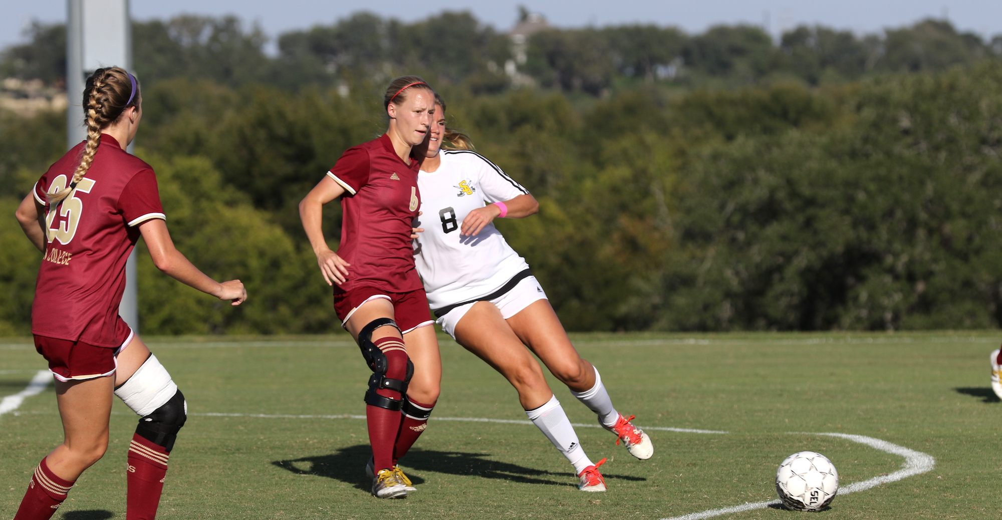 Women's Soccer Drops Road Match at Southwestern