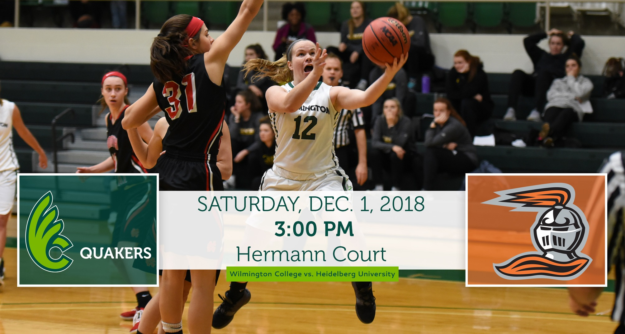 Women's Basketball Opens OAC Play With Heidelberg at Home Saturday