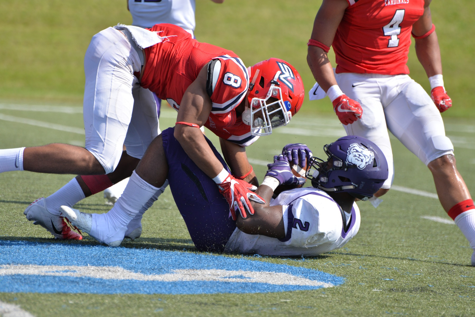 SVSU Remains Undefeated with GLIAC Overtime Win Versus Wayne State, 35-29