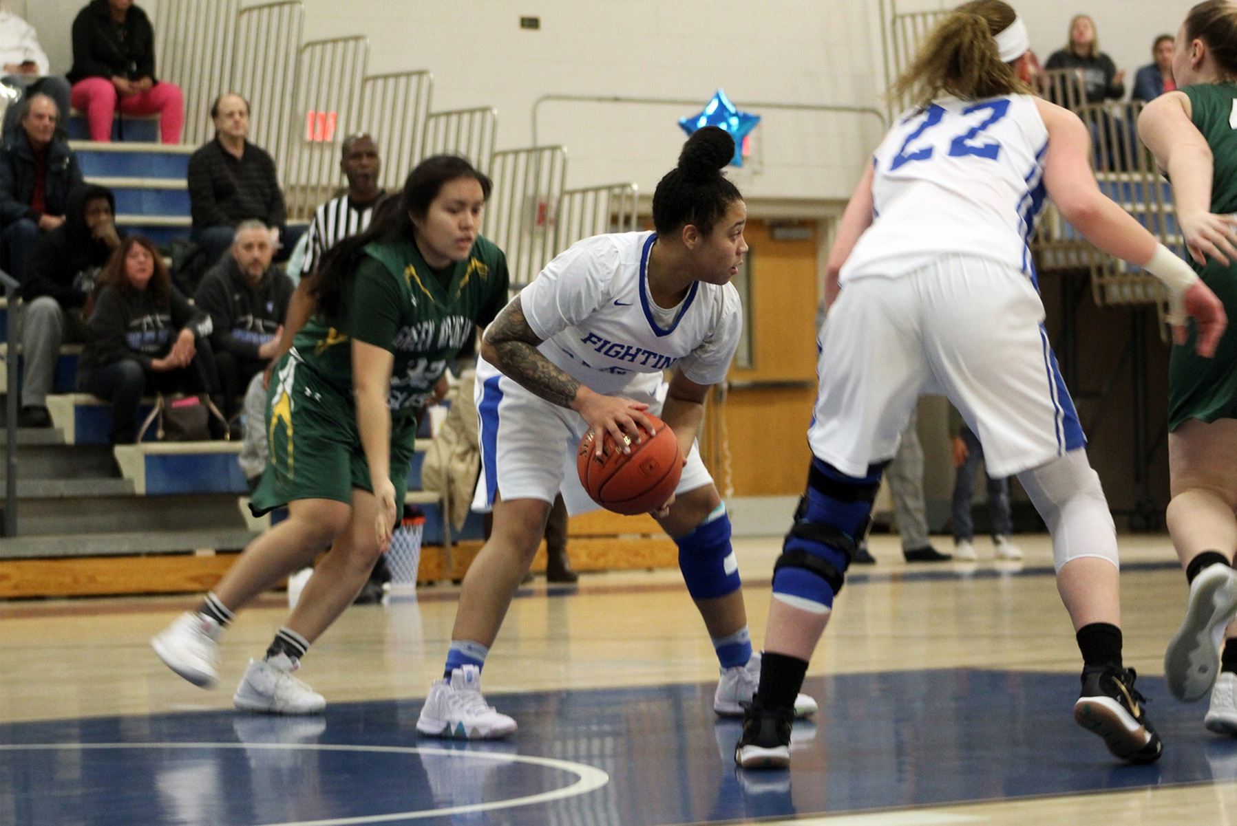Lady Saints playing in postseason form