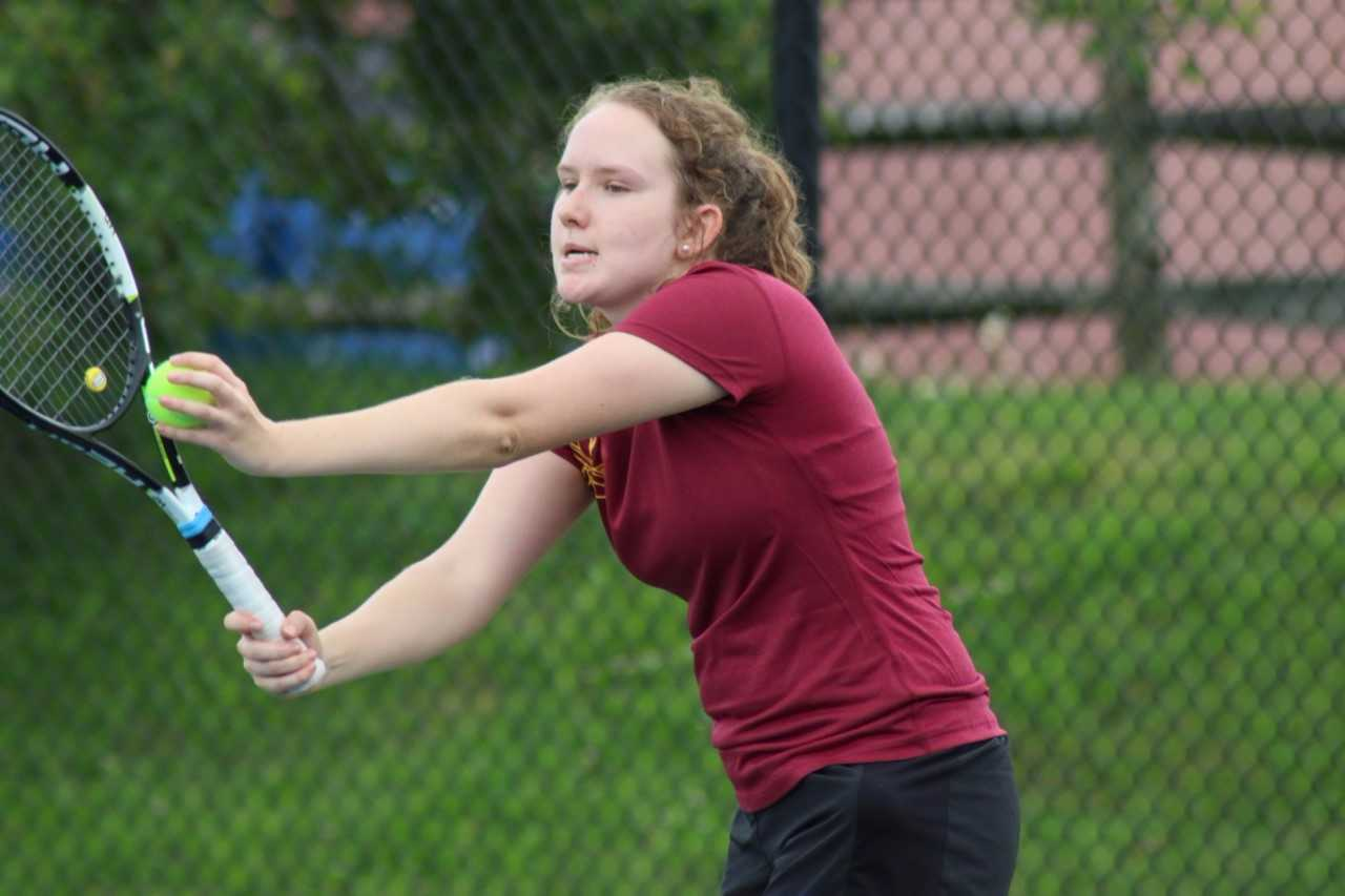 Women's Tennis Finds Success at ITA's