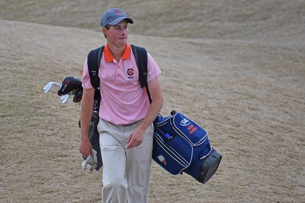 #20 C-N leads SAC Championship field after second round
