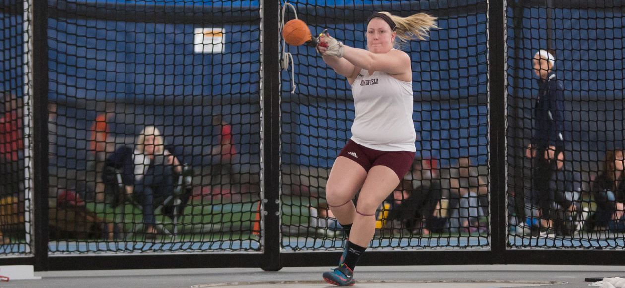 Women's Track and Field Wraps Up Indoor Regular Season at Boston University Valentines Invitational