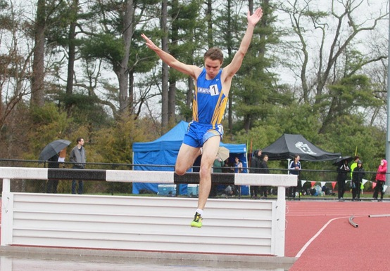SAINTS SET TWO PROGRAM RECORDS AT D3 NEW ENGLAND CHAMPIONSHIPS