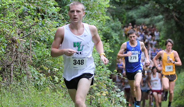 Tyler Muse Leads All Division II Runners While Wilmington Cross Country Runs at the UD Invite
