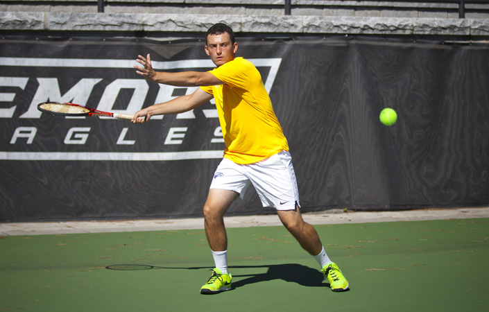 Emory Men's Tennis Strong At Grizzly Open