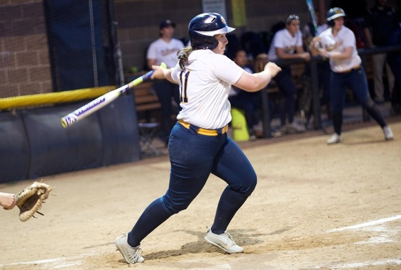 Softball and Sage Play to Split