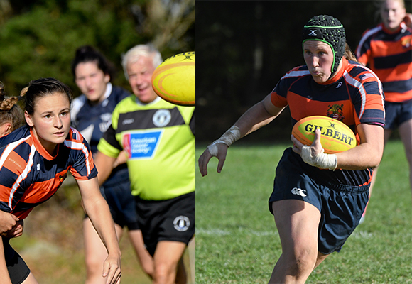 Short, Fay Named USARUGBY All-Americans