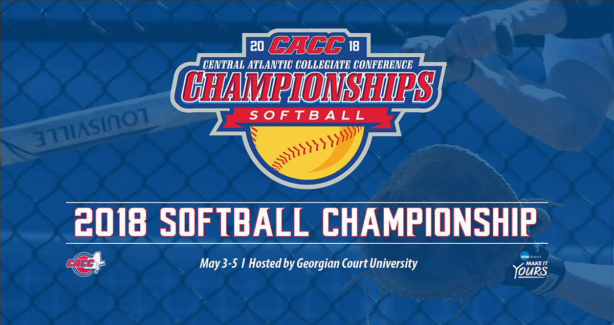 Digital Program of the 2018 CACC Softball Championships.