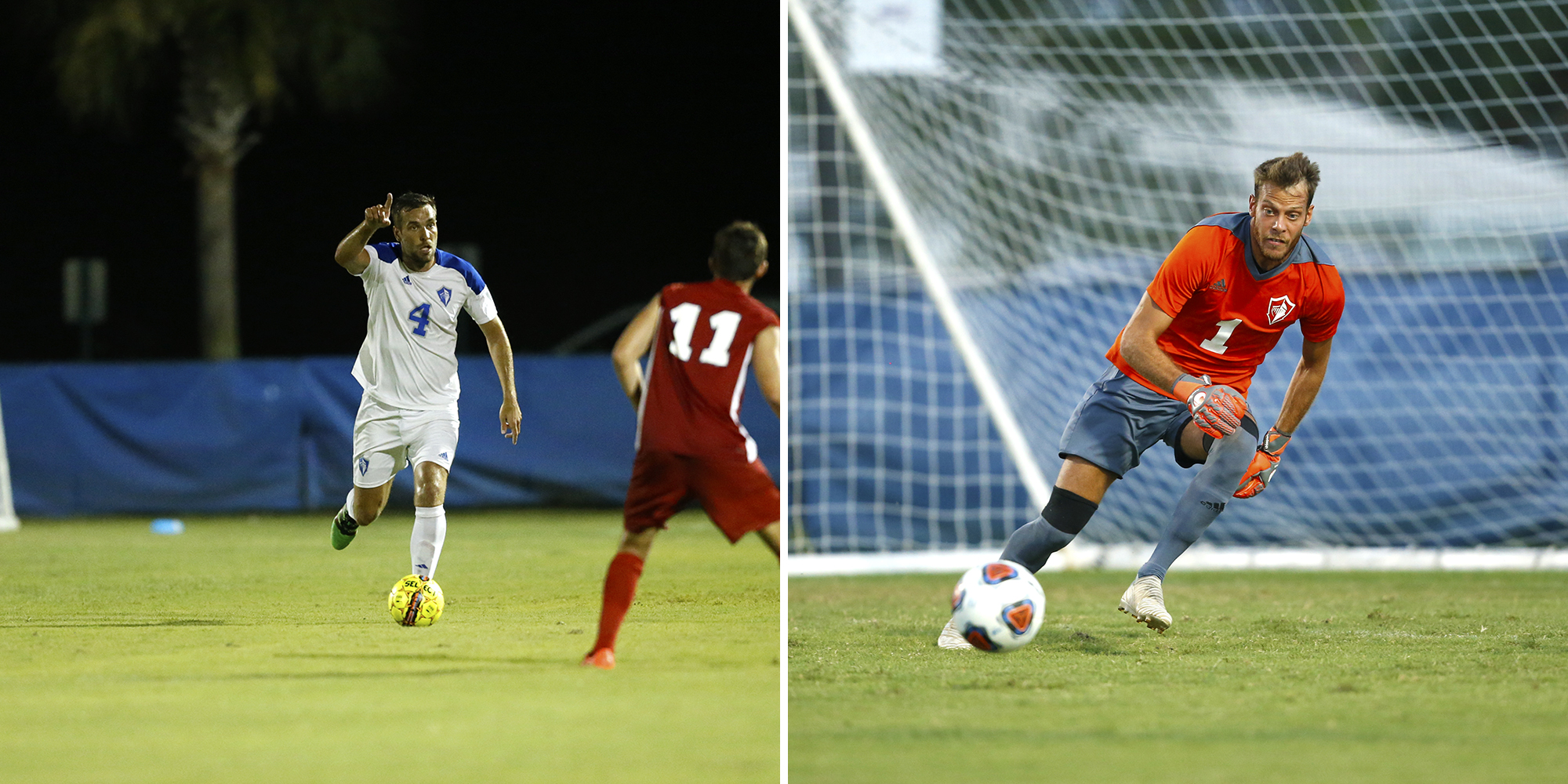 Tasky Headlines Men's Soccer All-SSC selections