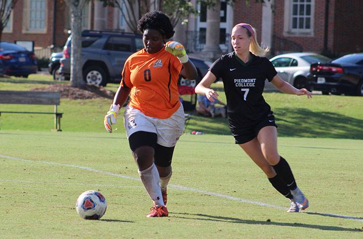 Women's Soccer: Piedmont downs Panthers in USA South contest