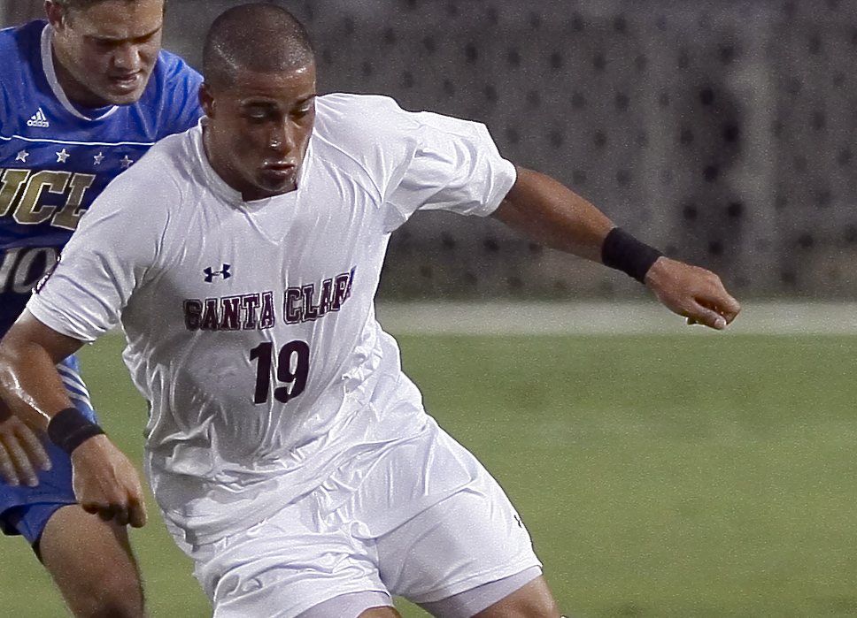Santa Clara's Erik Hurtado Named WCC Men's Soccer Player of the Month