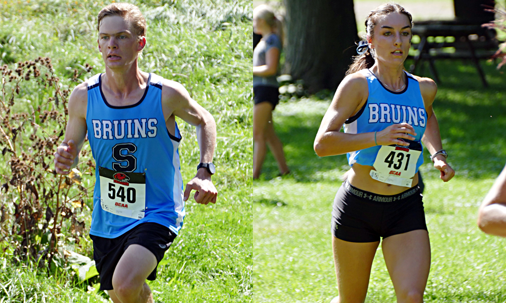 Cross country posts a pair of 5th place finishes